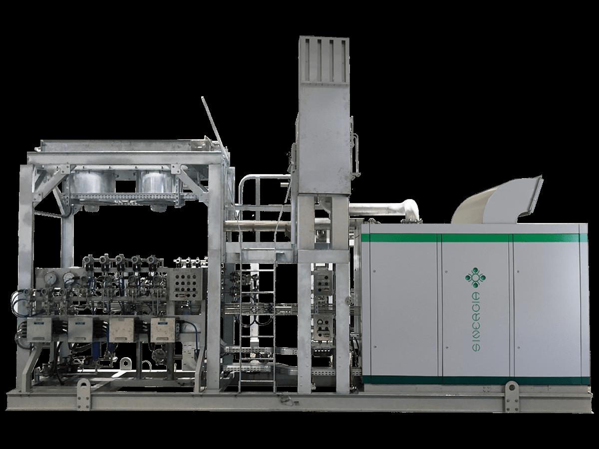 Sinergia Oil Free Screw Compressor (7074)