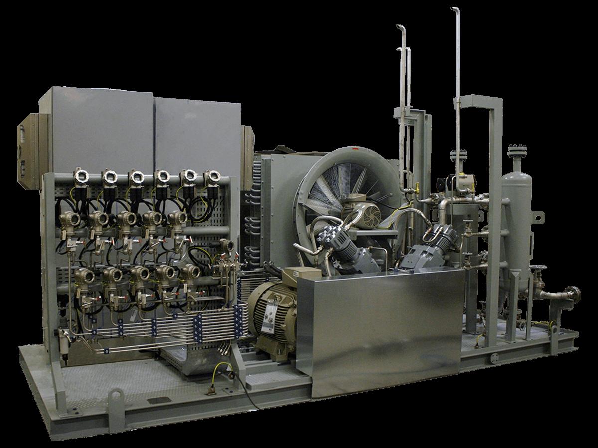 Sinergia Reciprocating Compressor (6591)
