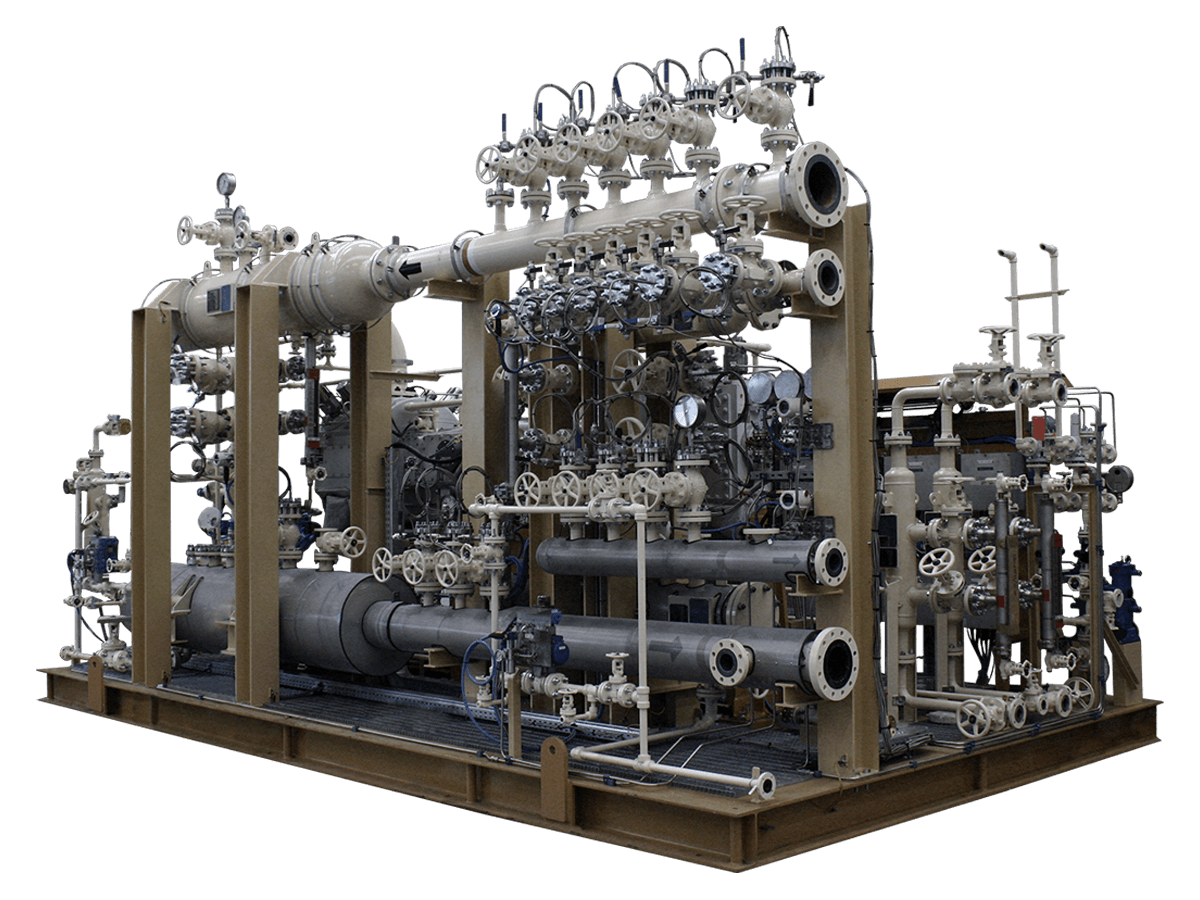Sinergia Reciprocating Compressor (6694)