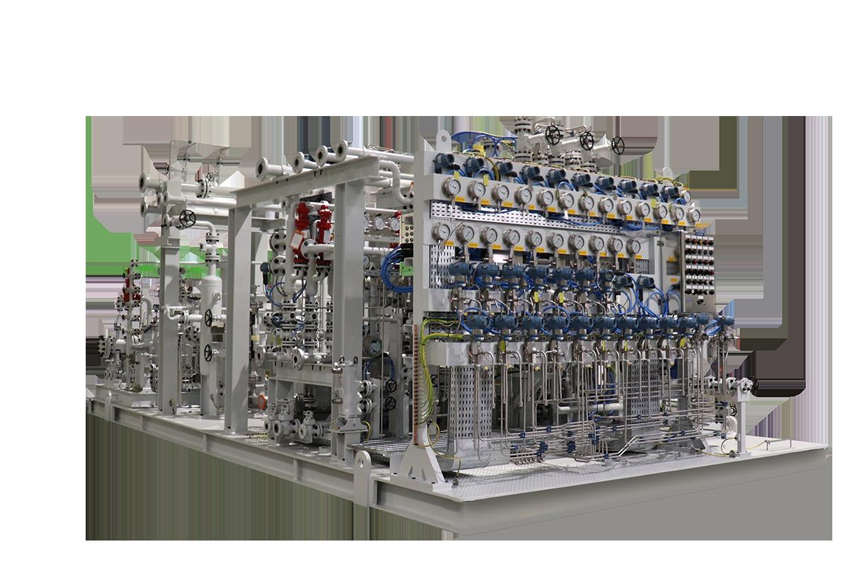 Sinergia Reciprocating Compressor (7566)