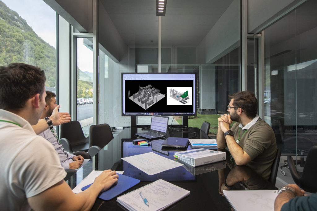 Innovation 3D Simulation