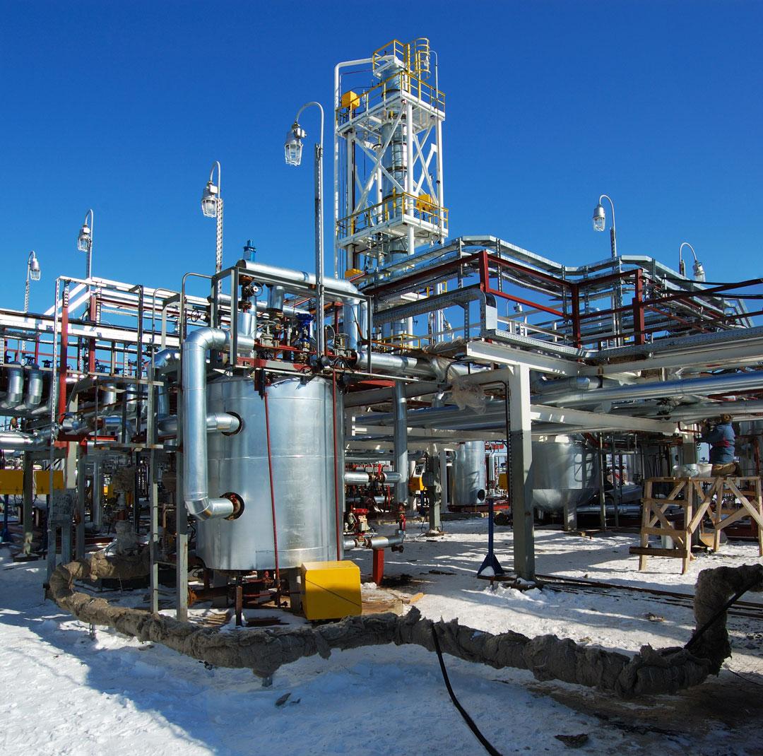 Industry Nitrogen