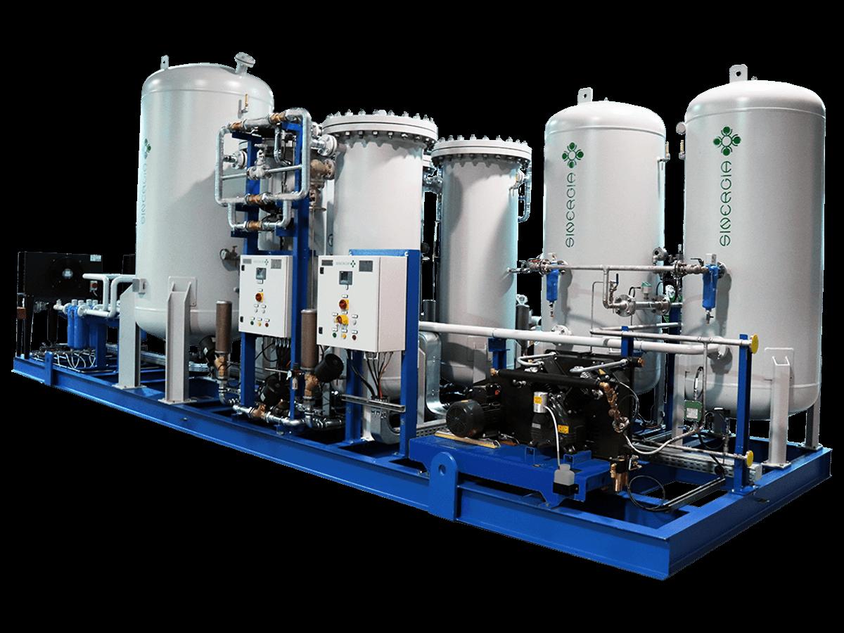 Sinergia PSA Nitrogen Generator (7117)