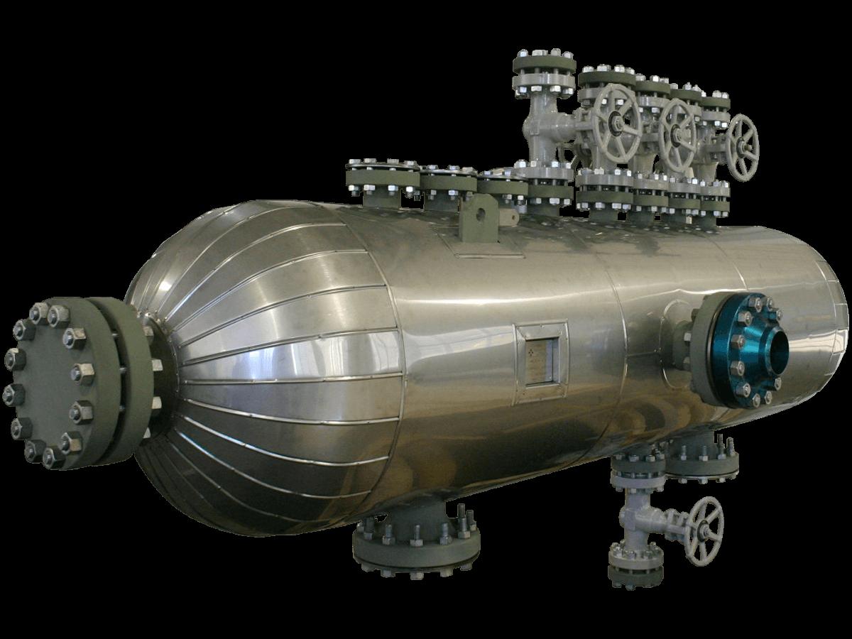Sinergia Pulsation Dampers (2915)