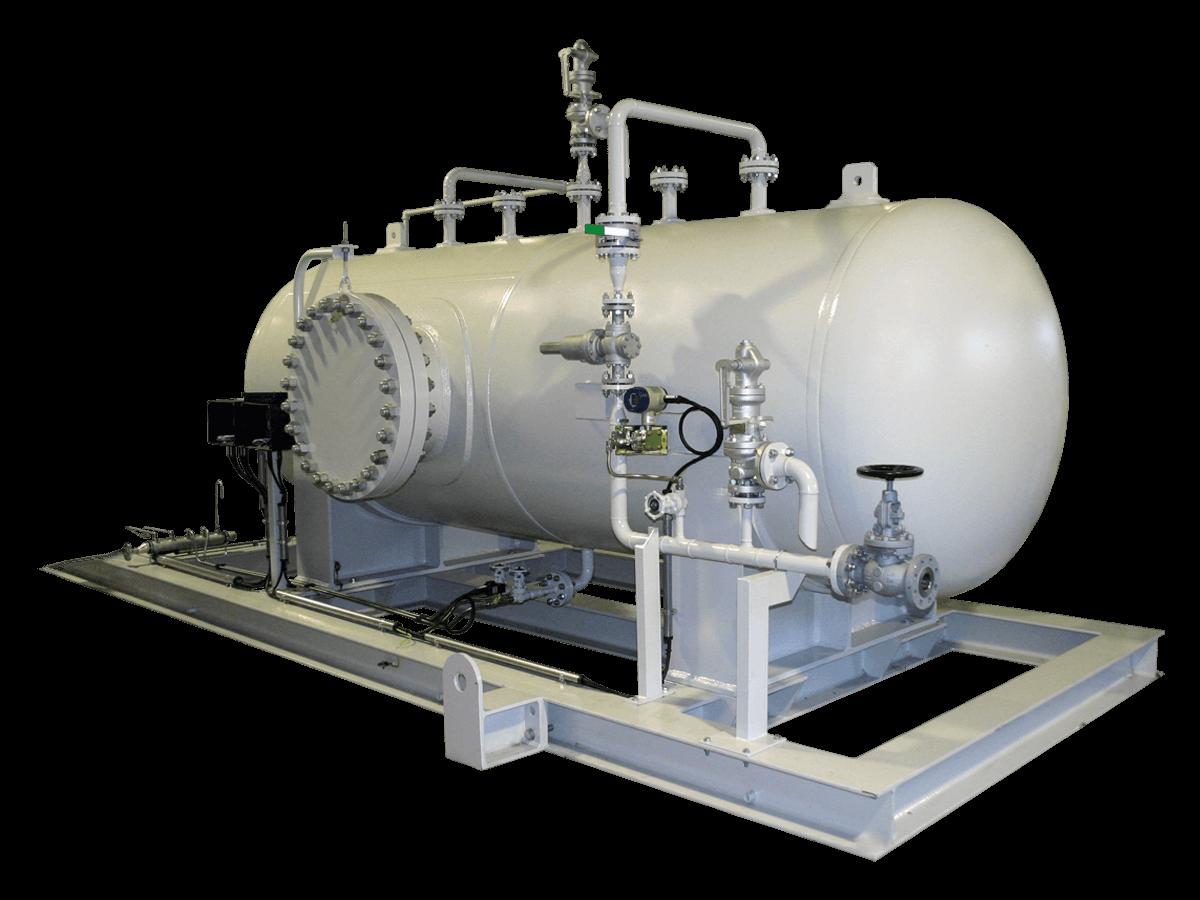 Sinergia Pressure Vessels (4702)