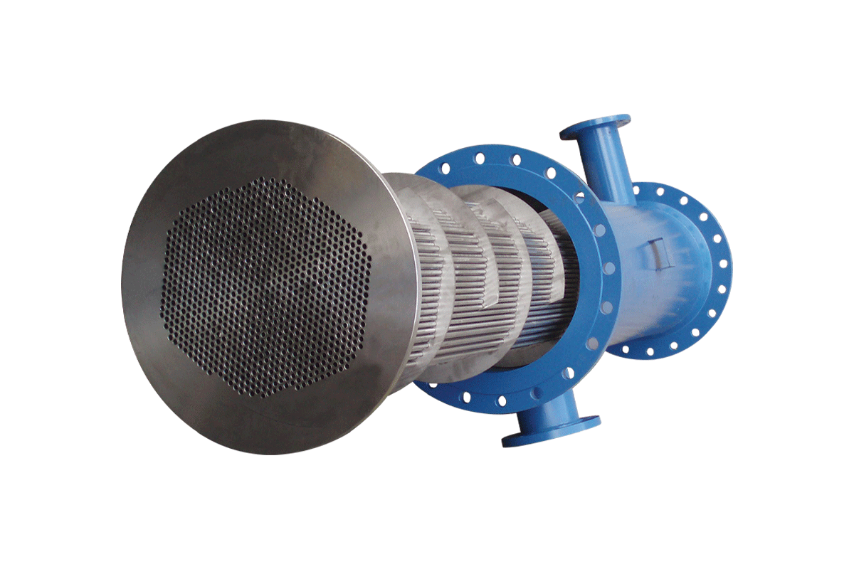 Sinergia Shell&Tube Heat Exchangers